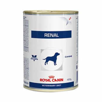 Royal Canin Renal Lata  - Brasília Pet