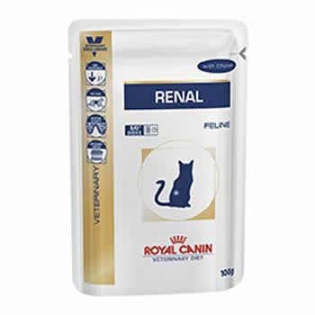 Royal Canin Renal Sachê 100g  - Brasília Pet