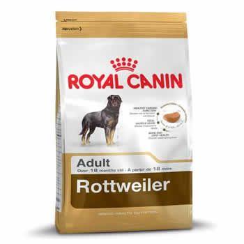 Royal Canin Rottweiler Adult  - Brasília Pet