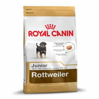 Royal Canin Rottweiler Junior  - Brasília Pet