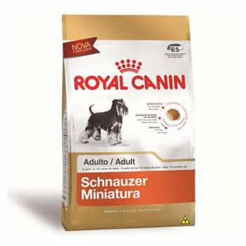 Royal Canin Schnauzer Adult  - Brasília Pet
