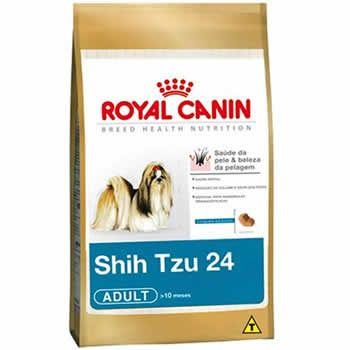 Royal Canin Shih Tzu Adulto  - Brasília Pet