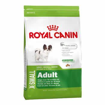 Royal Canin X-Small Adult  - Brasília Pet