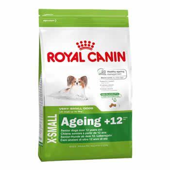 Royal Canin X-Small Ageing 12+  - Brasília Pet