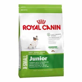 Royal Canin X-Small Junior  - Brasília Pet