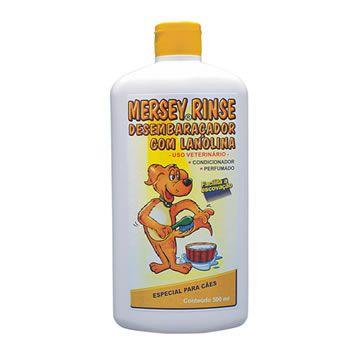 Sabão Líquido Rinse Desembaraçador Mersey 500ml  - Brasília Pet