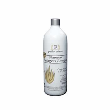 Shampoo Pelagens Longas Pethy Prime  - Brasília Pet