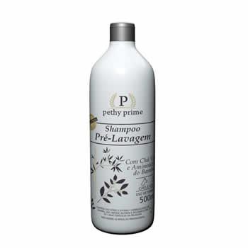 Shampoo Pré-Lavagem Pethy Prime  - Brasília Pet
