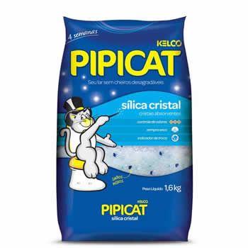 Sílica Pipicat  - Brasília Pet
