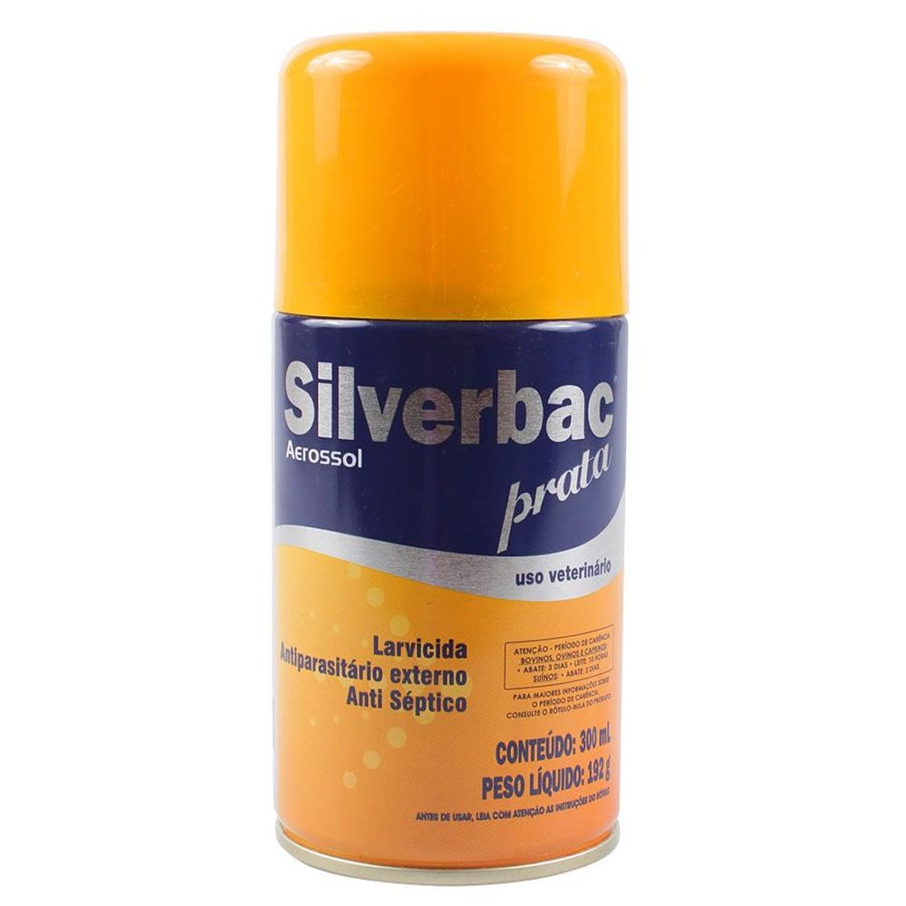 Silverbac 300ml  - Brasília Pet