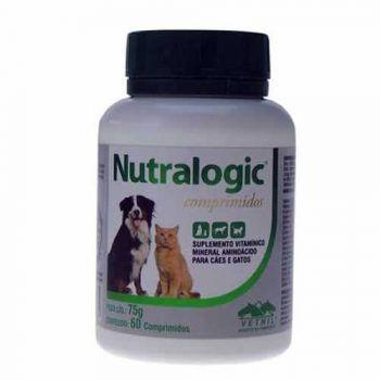 Suplemento Nutralogic Comprimido  - Brasília Pet