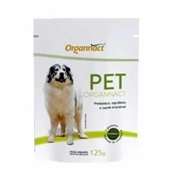 Suplemento Pet Organnact 125g  - Brasília Pet