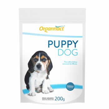 Suplemento Puppy Dog Organnact Sachê 200g  - Brasília Pet