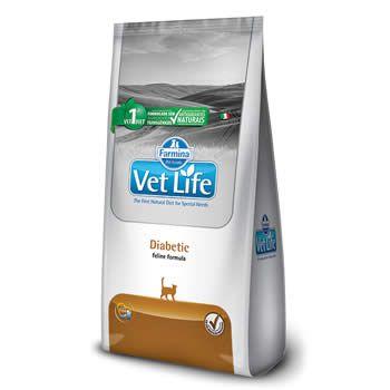 Vet Life Feline Diabetic  - Brasília Pet