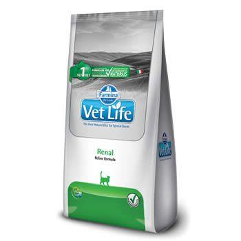Vet Life Feline Renal  - Brasília Pet