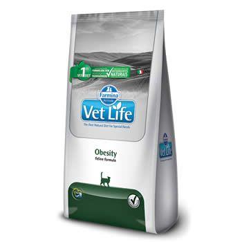 Vet Life Obesidade Feline  - Brasília Pet