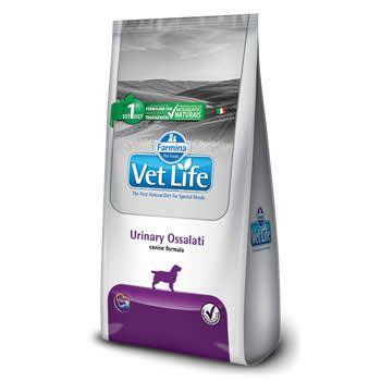 Vet Life Urinary Ossalati  - Brasília Pet