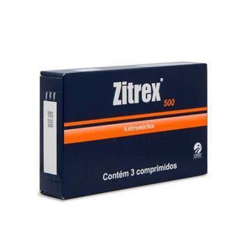 Zitrex 500mg 3 Comprimidos  - Brasília Pet