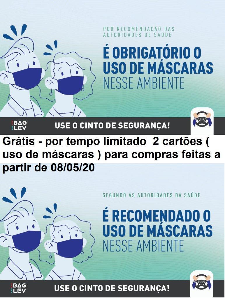Capa Organizadora para Banco de Carro com Porta-lenços - Bag Lev
