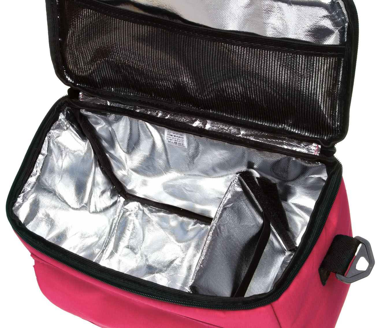 Bolsa Térmica Box Rosa - Quente e frio