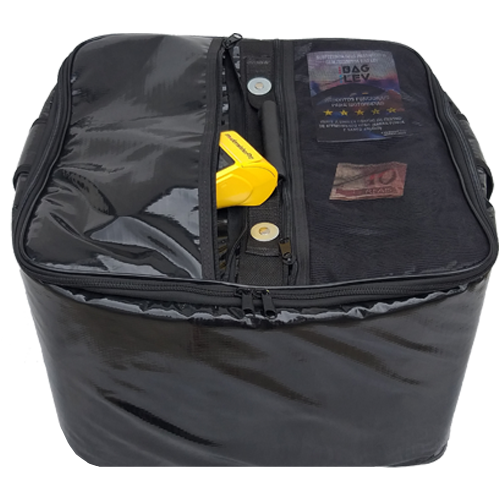 Big Box 53 - Bag Para Bau De Moto 90 Litros - Delivery e Entrega - Bag Lev