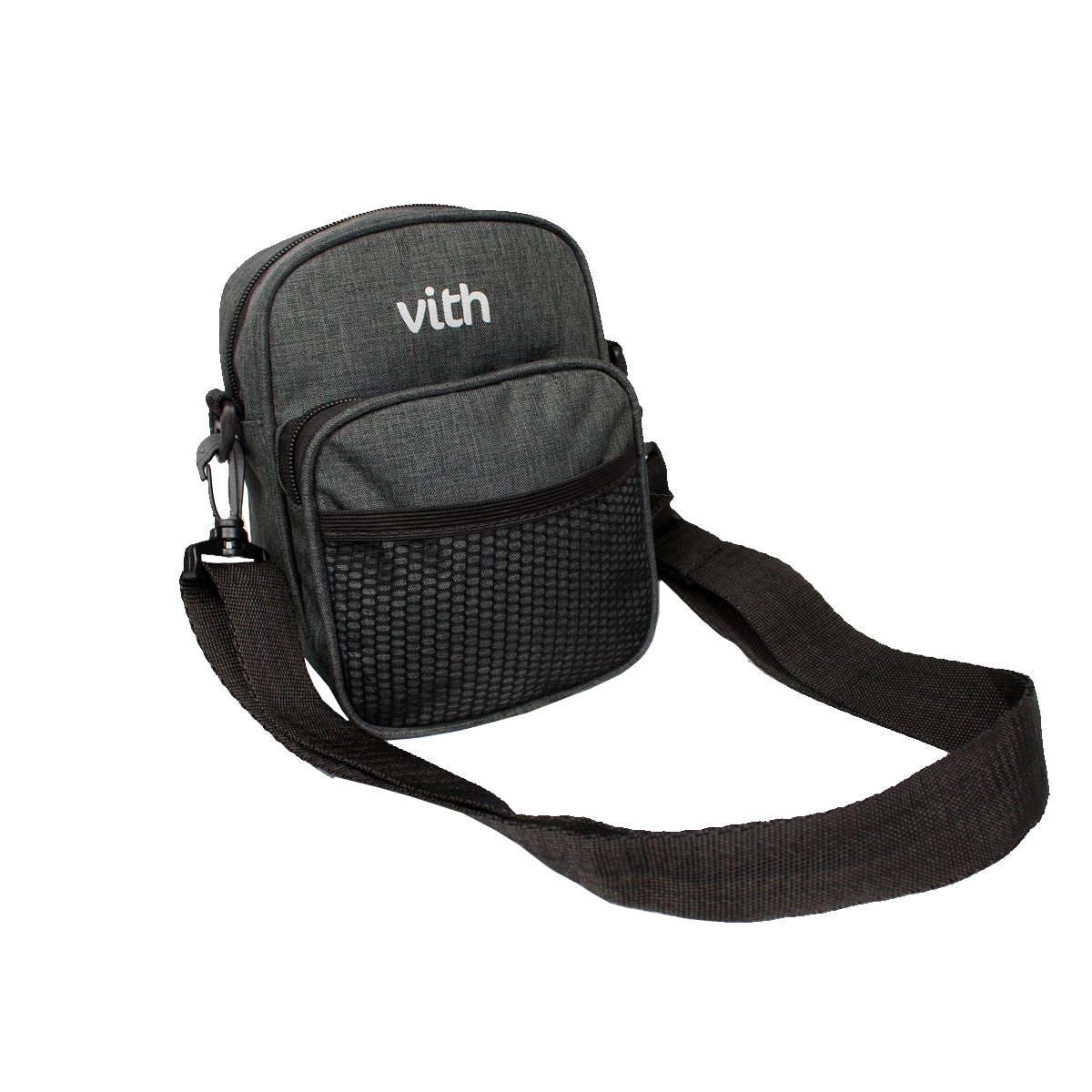 Bolsa Transversal Shoulder Bag Vith - Necessaire Essentials Unissex - Bag Lev