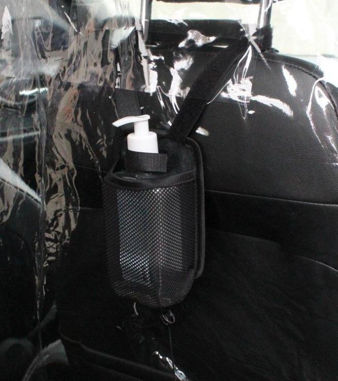 Divisória Para Carro,prático E Seguro+brinde Suporte Alc/gel
