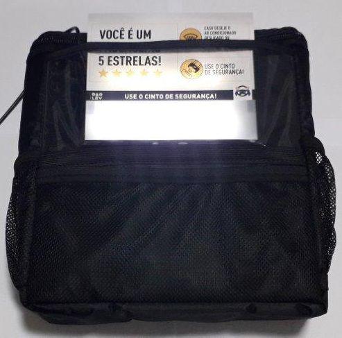 BAGLEV - PAINEL de LED - Informativo Orientando o seu passageiro DIA e NOITE - Não Acompanha Bolsa - Imagem Meramente Ilustrativa