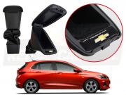 Apoio De Braço Chevrolet Onix Hatch Nova Geração 2020 2021 Com Alto Relevo