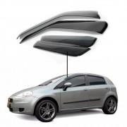 Calha De Chuva Fiat Punto 2007 2008 2010 2013 A 2018