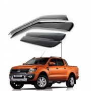 Calha de Chuva Ford Nova Ranger 4p 2013 a 2018