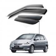Calha de Chuva Honda Fit 2004 2005 2006 2007