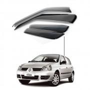 Calha de Chuva Renault Clio fase 2 2001 a 2017