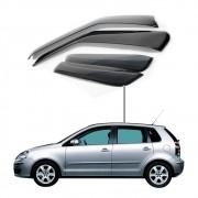 Calha De Chuva Volkswagen Polo Hatch 2003 2006 2008 2010 2012 2014