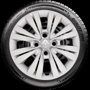 Calota Aro 13 Renault Clio Logan Sandero G244