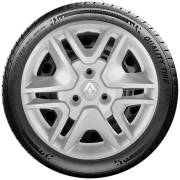 Calota Aro 14 Renault Kwid 2017 2018 G877