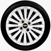 Calota Aro 14 Chevrolet Corsa Celta Prisma Antigo Agile Meriva G117