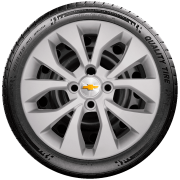 Calota Aro 14 Chevrolet Corsa Classic Wind Onix Prisma G374