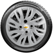 Calota Aro 14 Chevrolet Onix Novo Prisma 2014 A 2019 G344