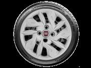 Calota Aro 14 Fiat Palio Grand Siena Argo 2017 2019 G292E