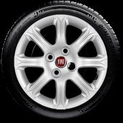 Calota Aro 14 Fiat Strada Todas Até 2020 G290