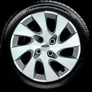 Calota Aro 14 Ford Fiesta Ka Focus G133