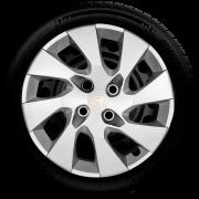 Calota Aro 14 Hyundai Hb20 Hb20S2015 2016 2017 2018 G133