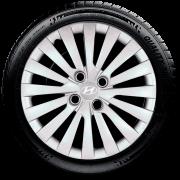 Calota Aro 14 Hyundai Hb20 Hb20S 2015 2016 2017 2018 G117