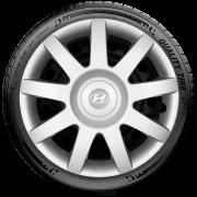 Calota Aro 14 Hyundai Hb20 Hb20S 2015 2016 2017 2018 G873