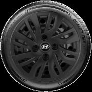 Calota Aro 14 Hyundai Novo Hb20 Hb20S 2018 2019 G344Pf