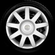 Calota Aro 14 Nissan March Sentra Versa Tiida G873