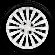 Calota Aro 14 Nissan March Tiida G117