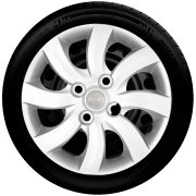 Calota Aro 14 Nissan March Versa Tiida G094