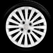 Calota Aro 14 Toyota Etios Hatch Sedan 2016 2018 2020 G117